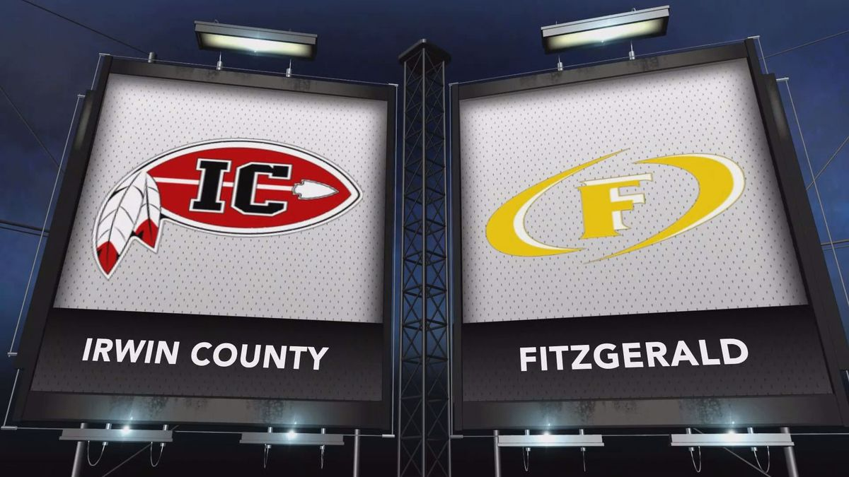Game of the Week: Irwin County @ Fitzgerald