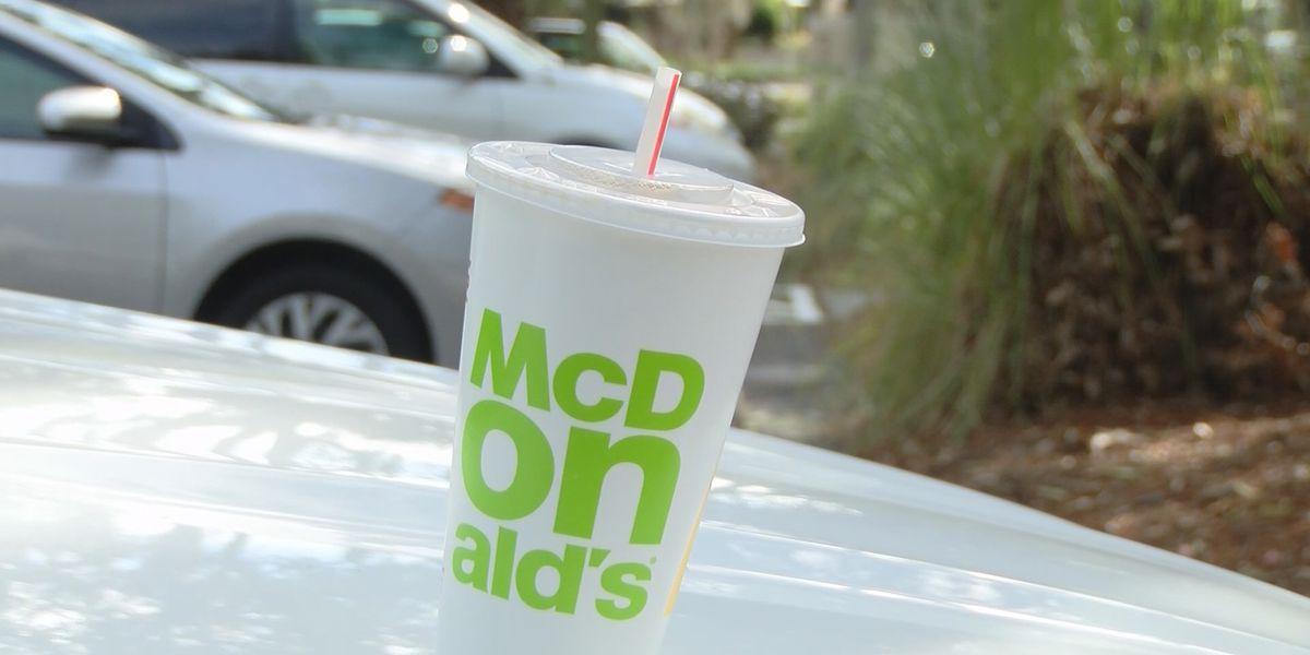 McDonald's sweet tea came with marijuana inside, SC man claims