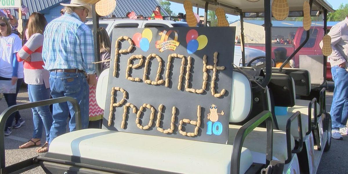 Blakely celebrates 10th annual Peanut Proud Festival