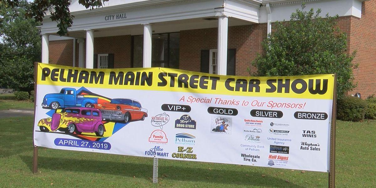 Preparations underway for annual Pelham car show