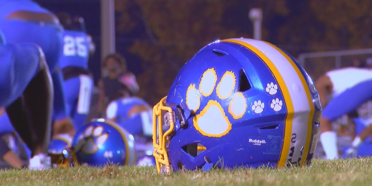Crisp County Head Football Coach says 'This game right here is for all the marbles'