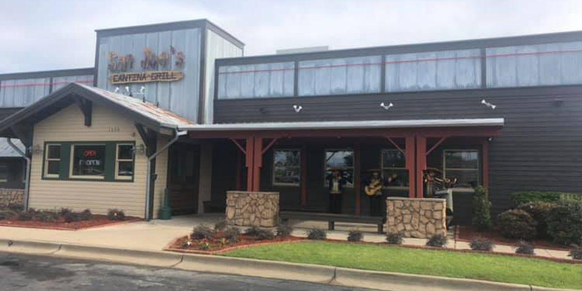 San Joe's Mexican Grill opens