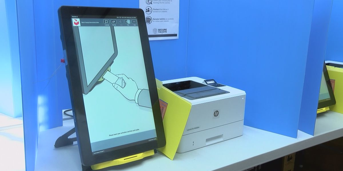 New voting machines unveiled in Decatur County