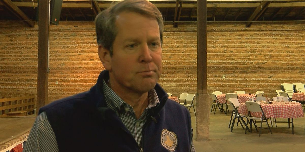 Republican Kemp to be sworn in as Georgia's 83rd governor