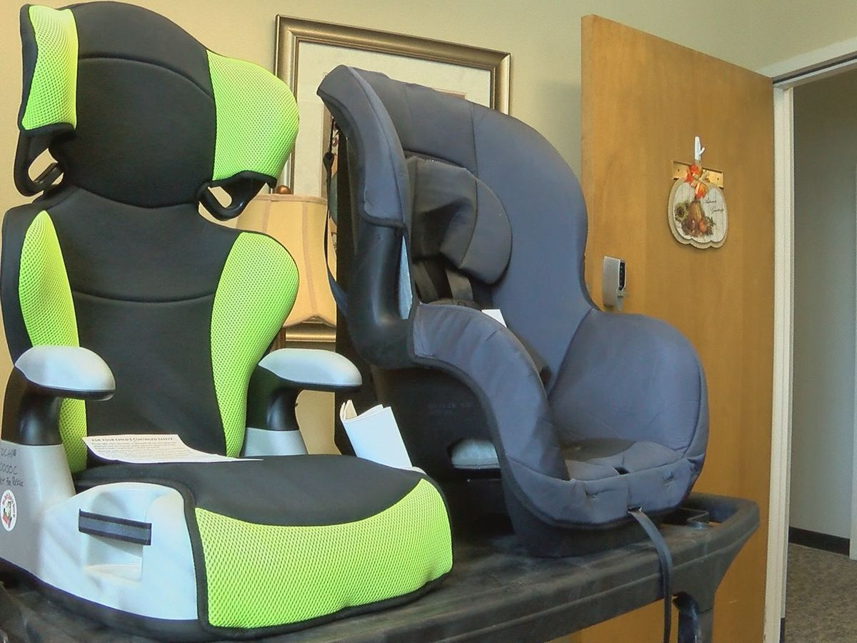 Several Ga. counties receive car seat mini-grant