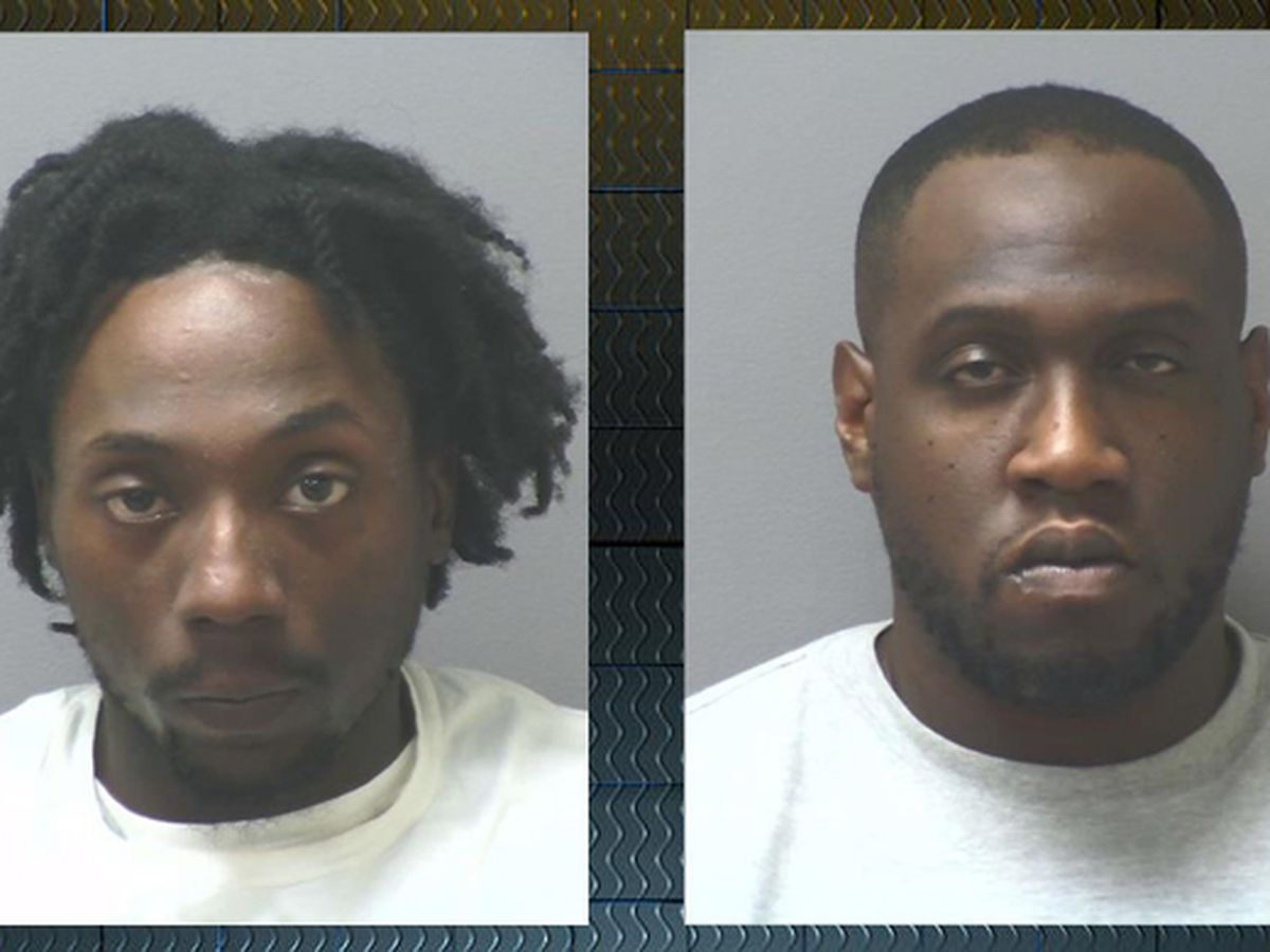 Thomasville men charged with gang, drug and gun offenses
