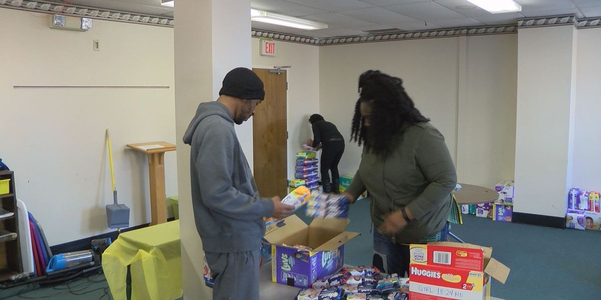 Albany Baptists unite to help storm victims