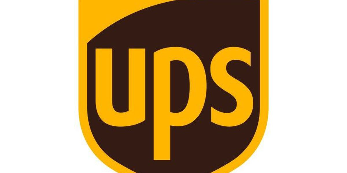 UPS enters busiest week of deliveries