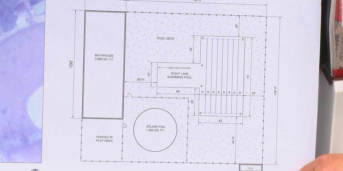 Conceptual plan approved for Grady Co. aquatic center