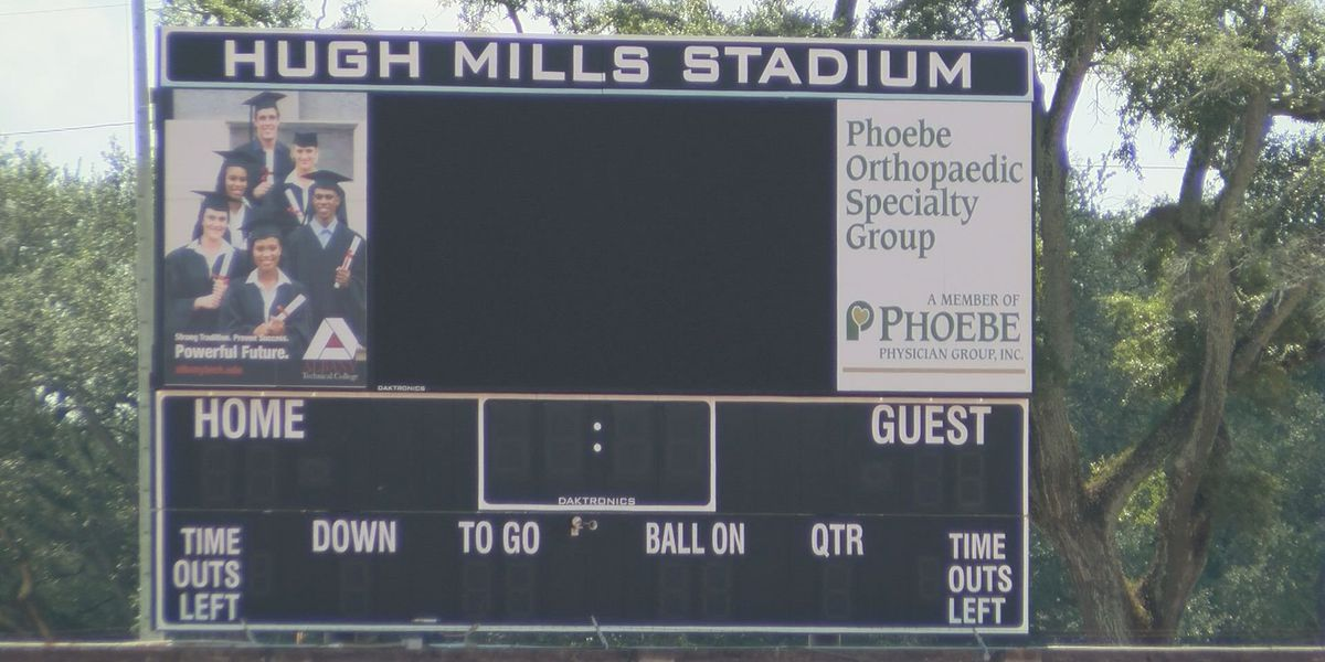 Community prepares high school game day security