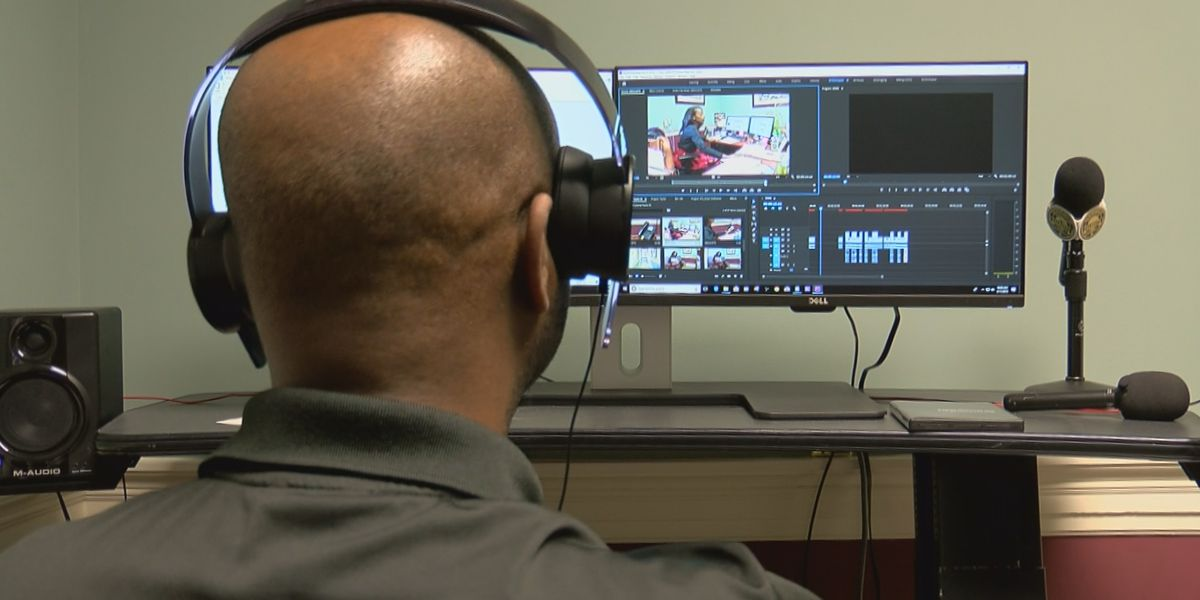 Editing technology changes over the years for WALB