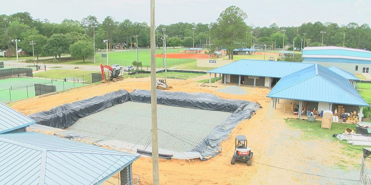 Public swimming pool in Moultrie set to open June 1