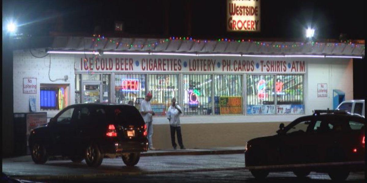 Clerk pepper sprayed in Albany armed robbery