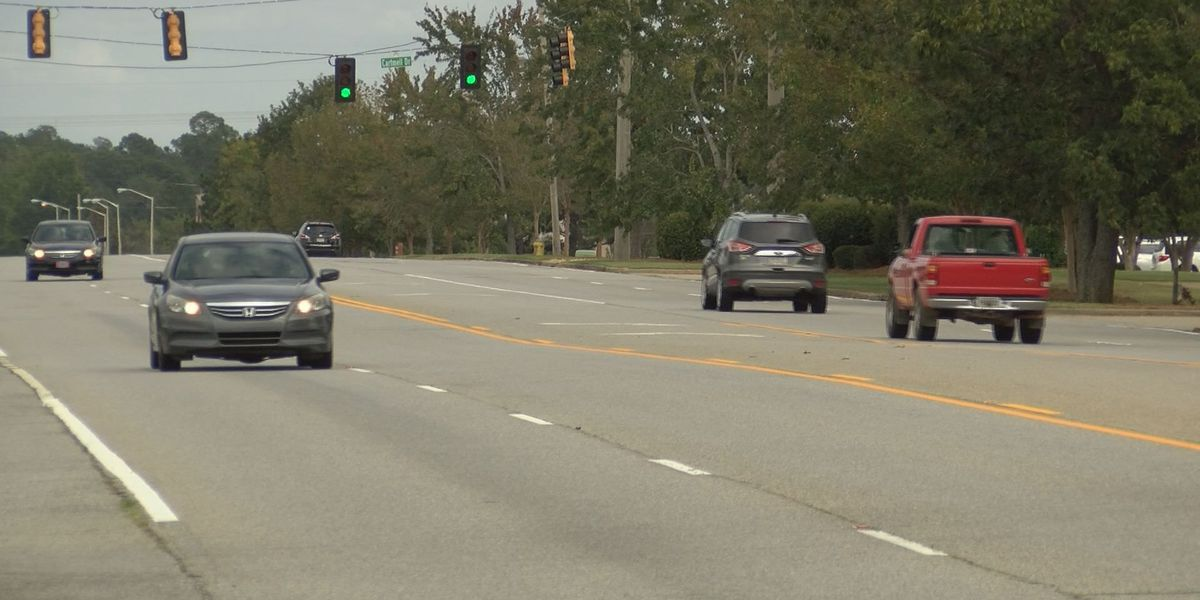 GDOT to restripe four busy Lee Co. roads