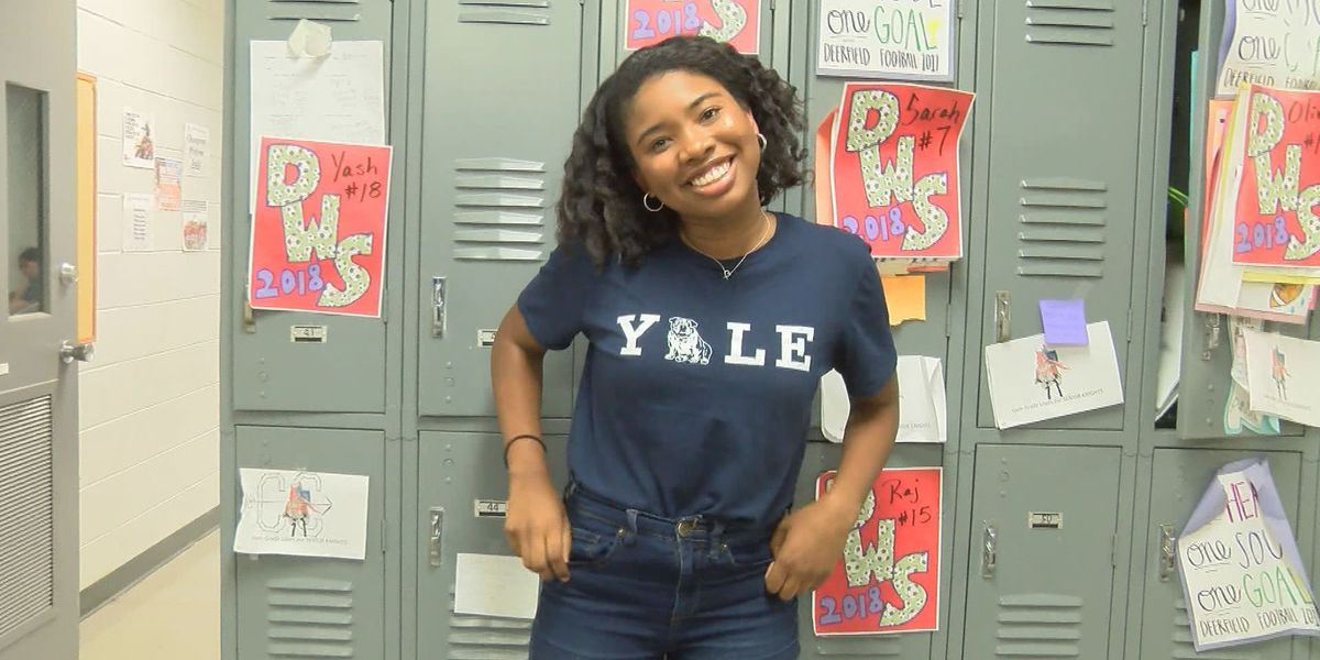 Albany girl accepted into 10 colleges, including Ivy League schools