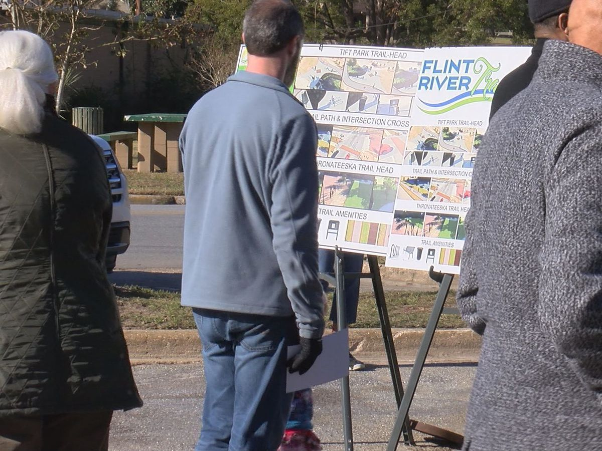 Dougherty Co. responds to questions about Flint River Trails project funding