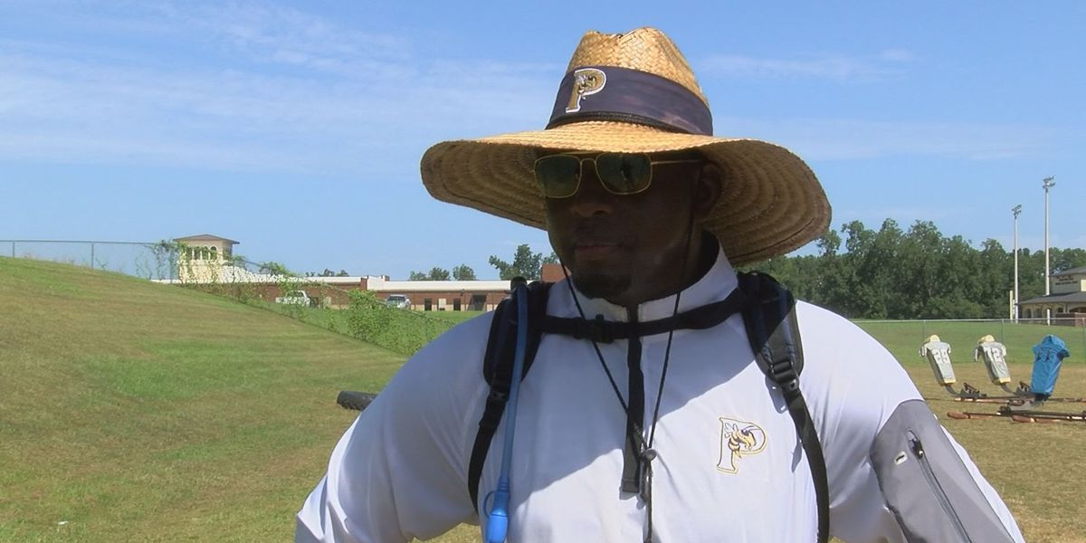 Dondrial Pinkins named next head football coach at Mitchell County High School