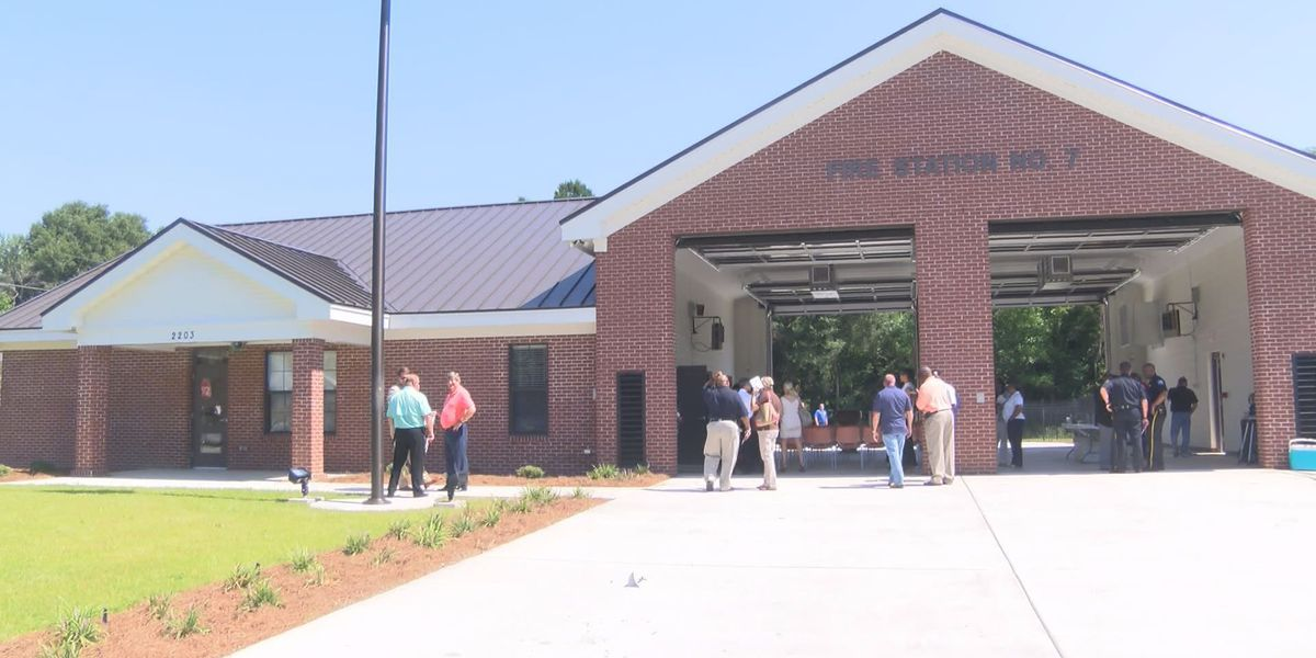 New fire station opens in Albany