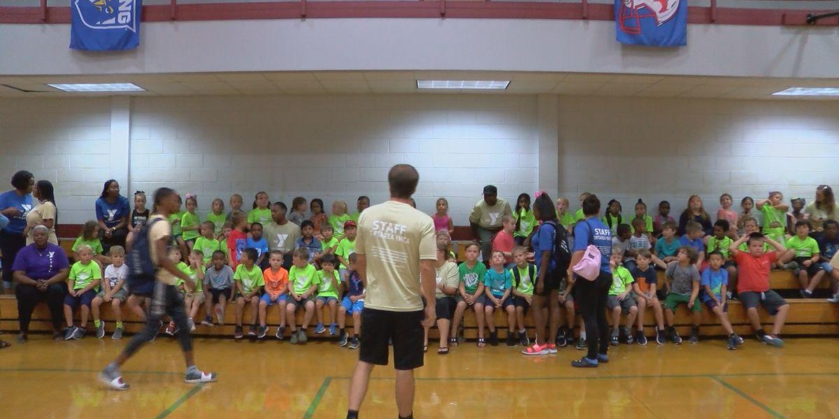 Tiftarea YMCA summer program teaches conflict solving