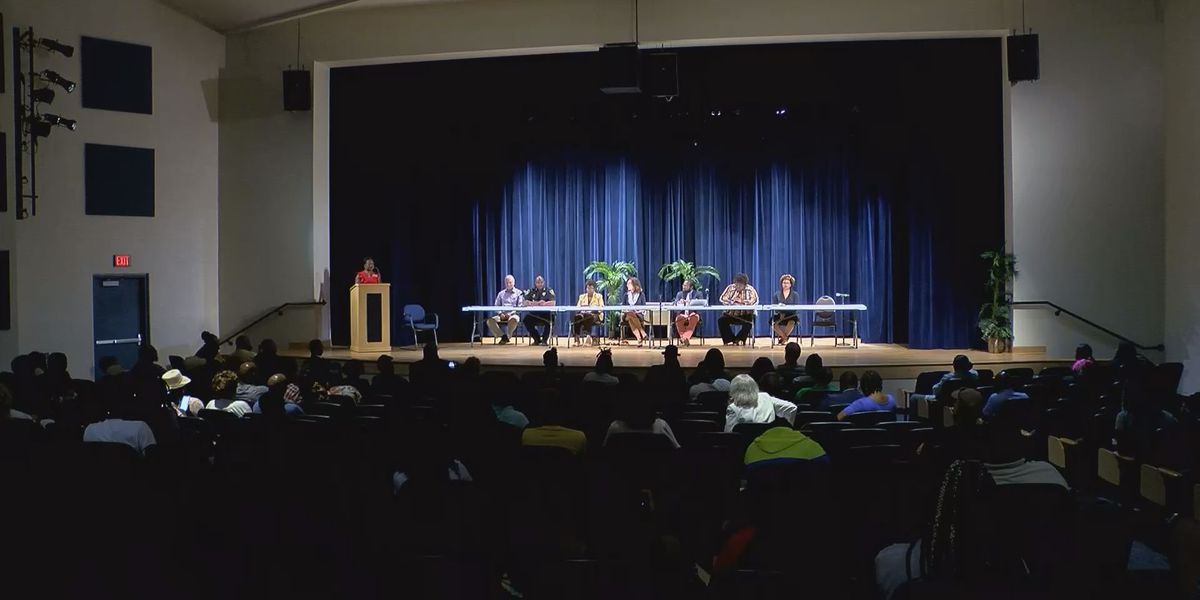 'This is not the norm': Leaders host gun violence forum at Albany State University