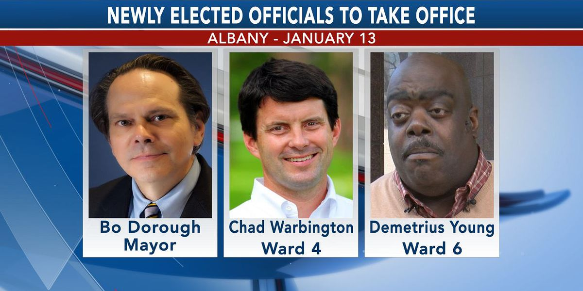 Swearing-in ceremony set for newly elected Albany officials