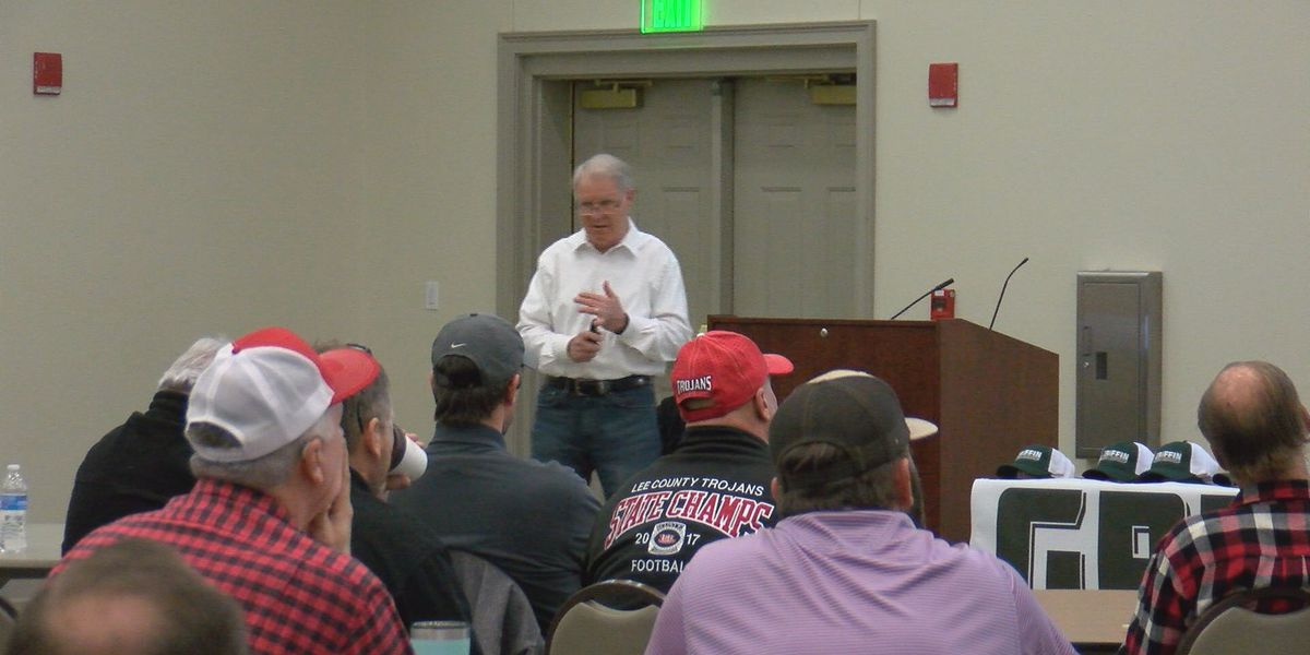 Southwest GA Inspector's Association meets in Lee Co. for first time