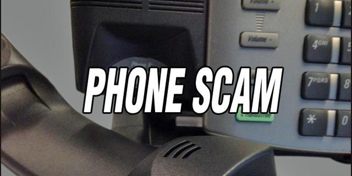 Sheriff warns of persistent phone scam