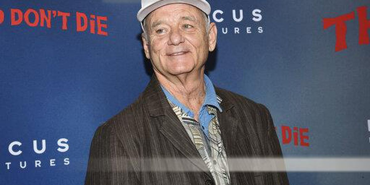 WATCH: Bill Murray reprises 'Groundhog Day' role for Super Bowl commercial