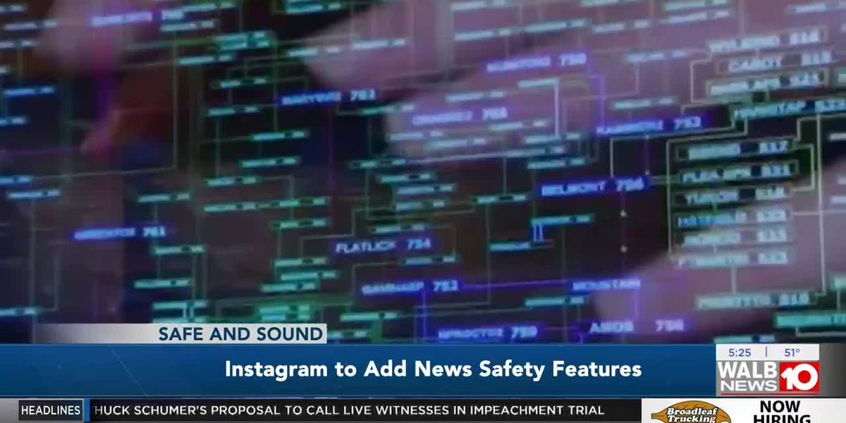 Safe and Sound: Instagram safety features