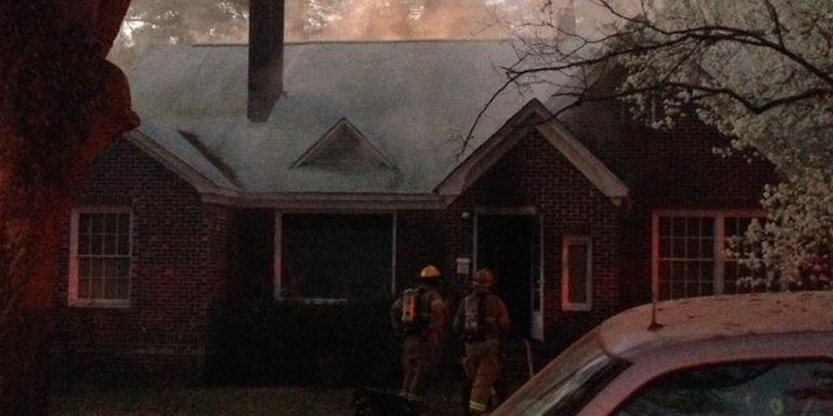 AFD: dryer starts house fire