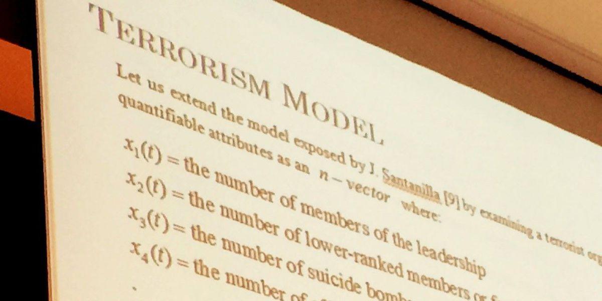 Law enforcement: Public input necessary to defeat terrorism