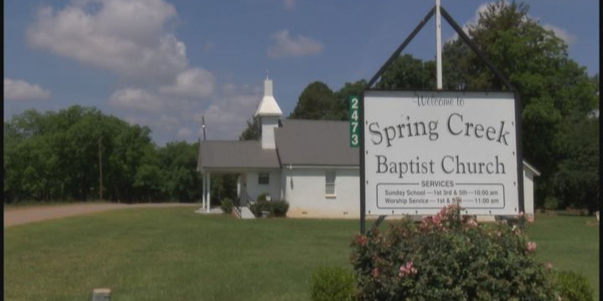 Rural churches targeted by thieves