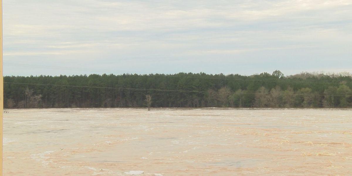 Lake Blackshear floodwater may possibly rise