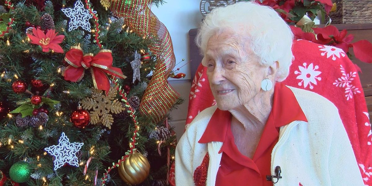 Ocilla woman shares secrets to longevity