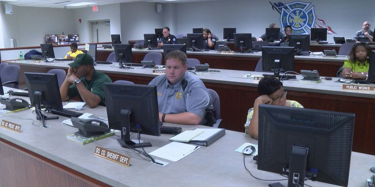 Emergency Operations Center prepares to help