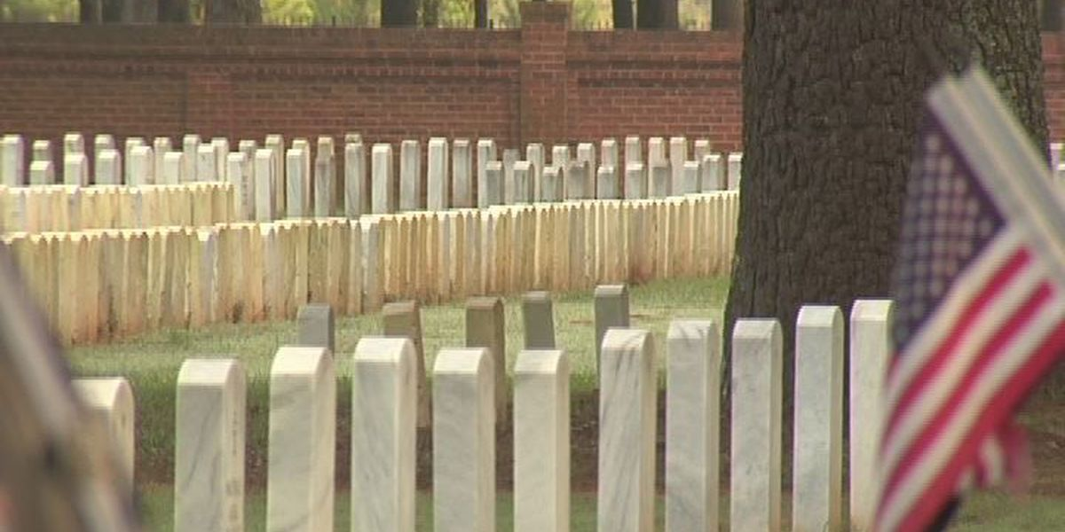 Longest American POW recognized at Andersonville National Cemetery