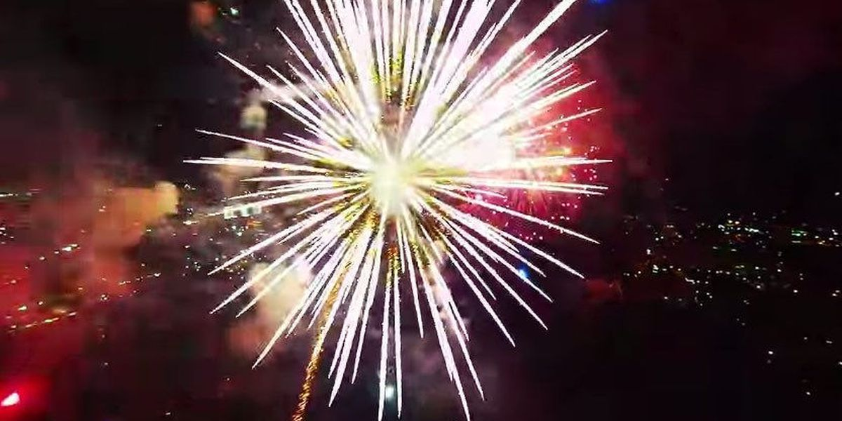 AFD: Shoot holiday fireworks away from storm debris