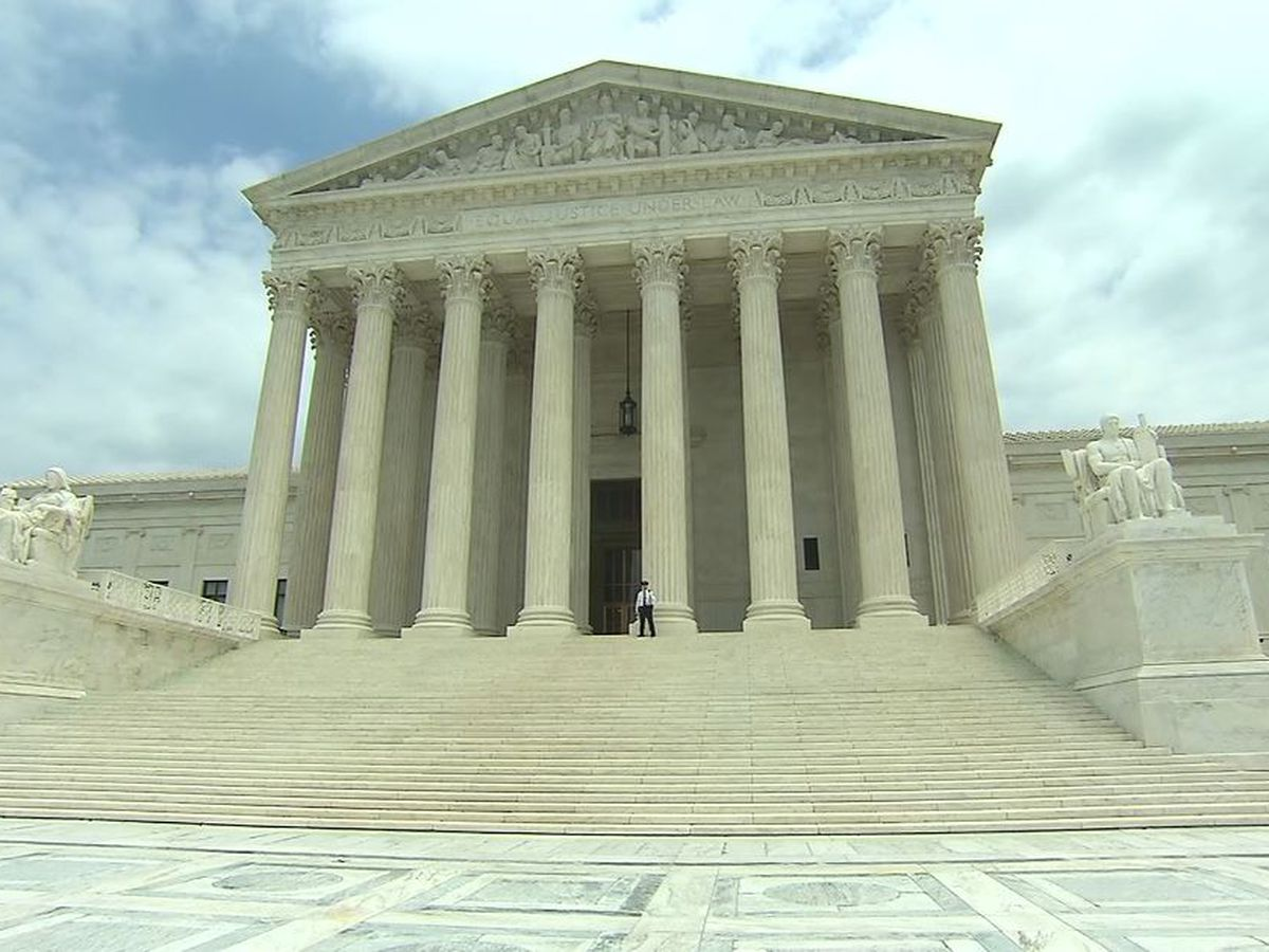 Supreme Court ruling on Trump's tax records expected