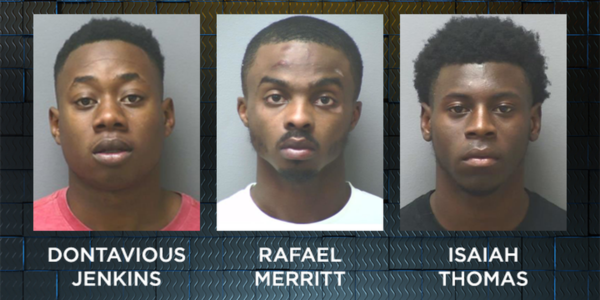 Arrests made in Thomas Co. armed robbery