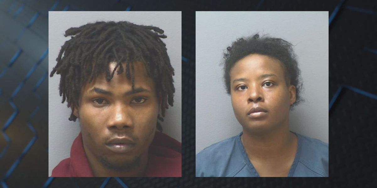 Couple arrested in robbery and assault of 78 year old man
