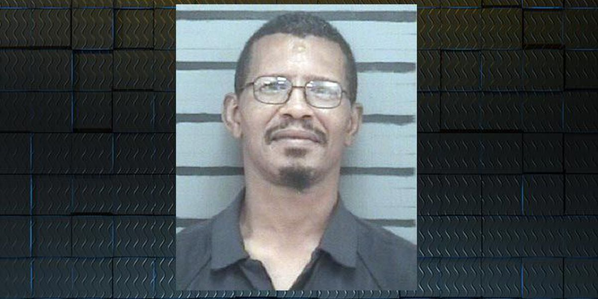 Man arrested for collecting pecans on private property