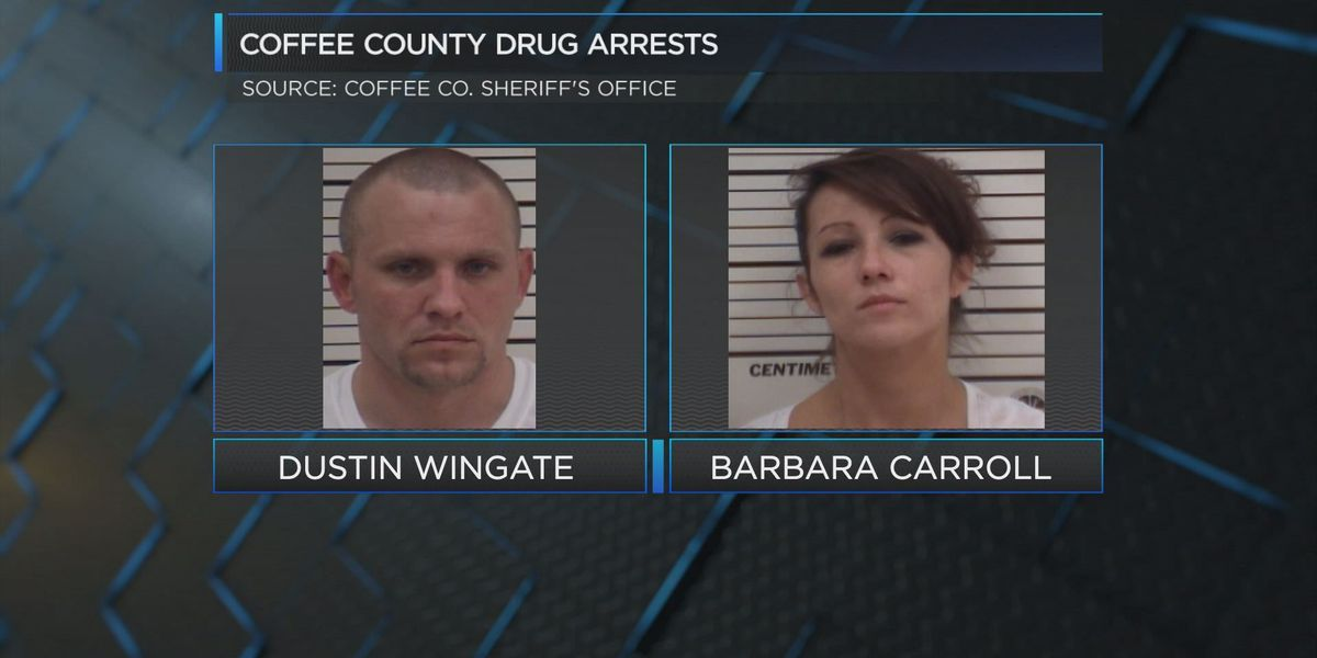 Three people arrested in Coffee Co. Drug Bust