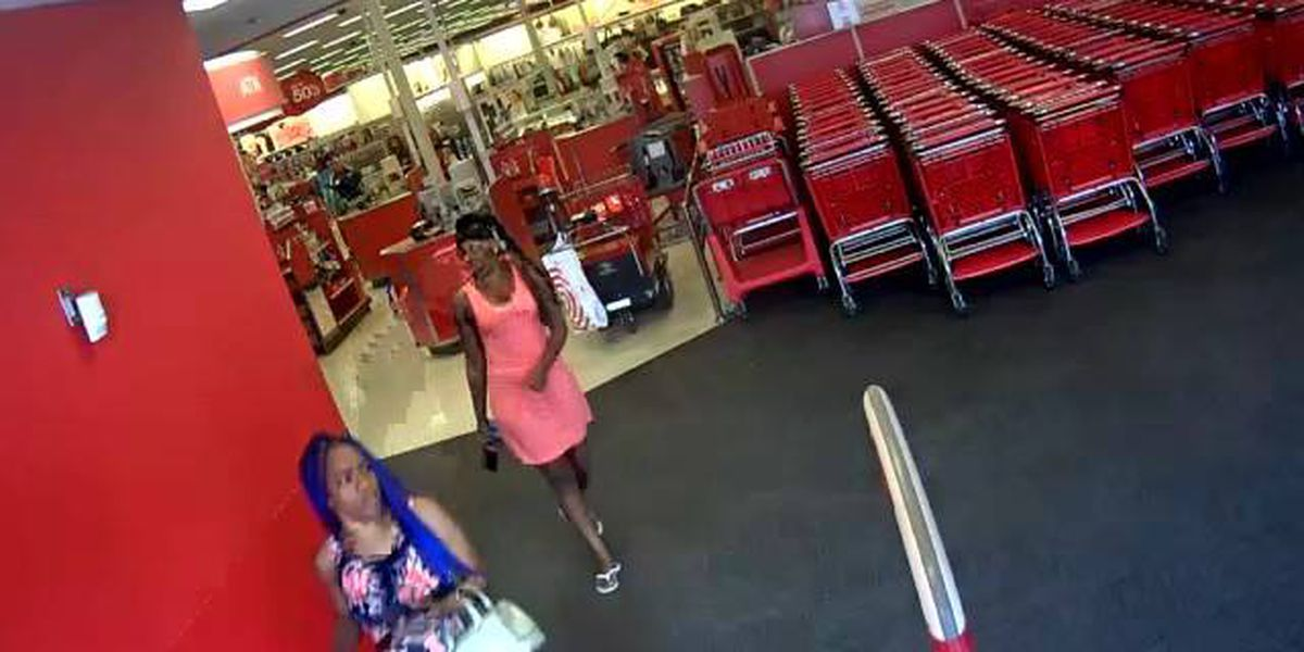 Police search for women after failed shoplifting attempt