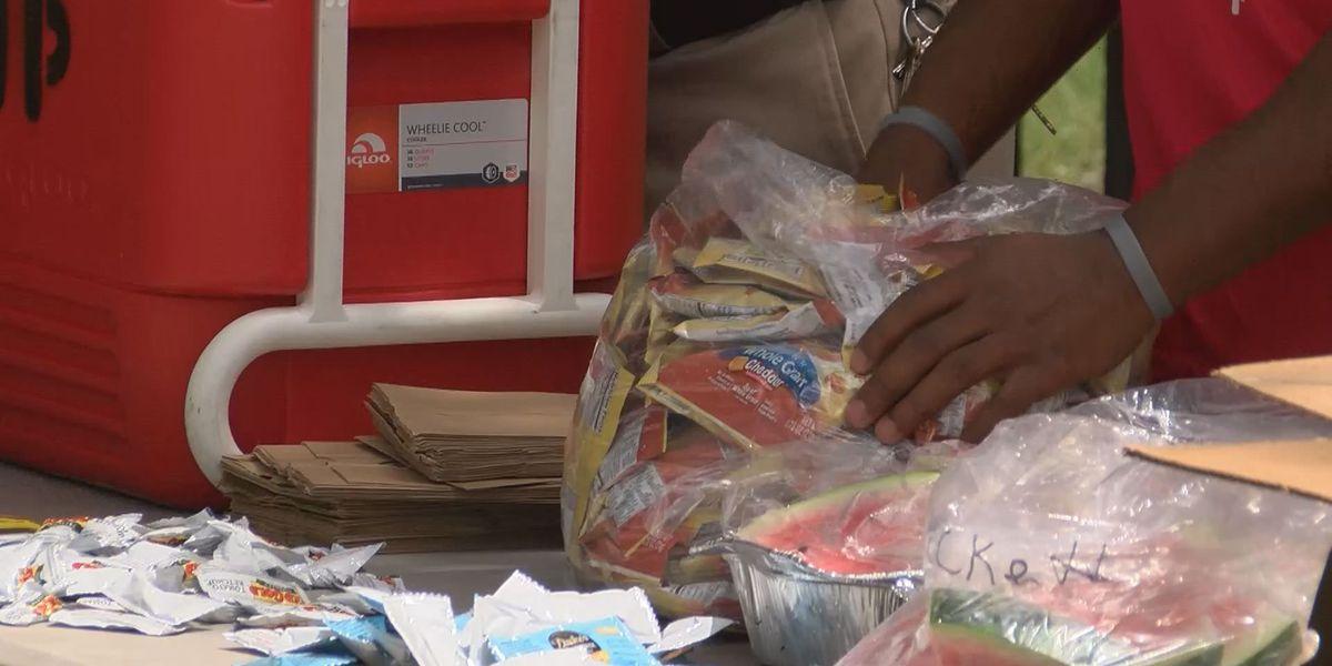 Tift Co. Schools wrap up free summer lunch program