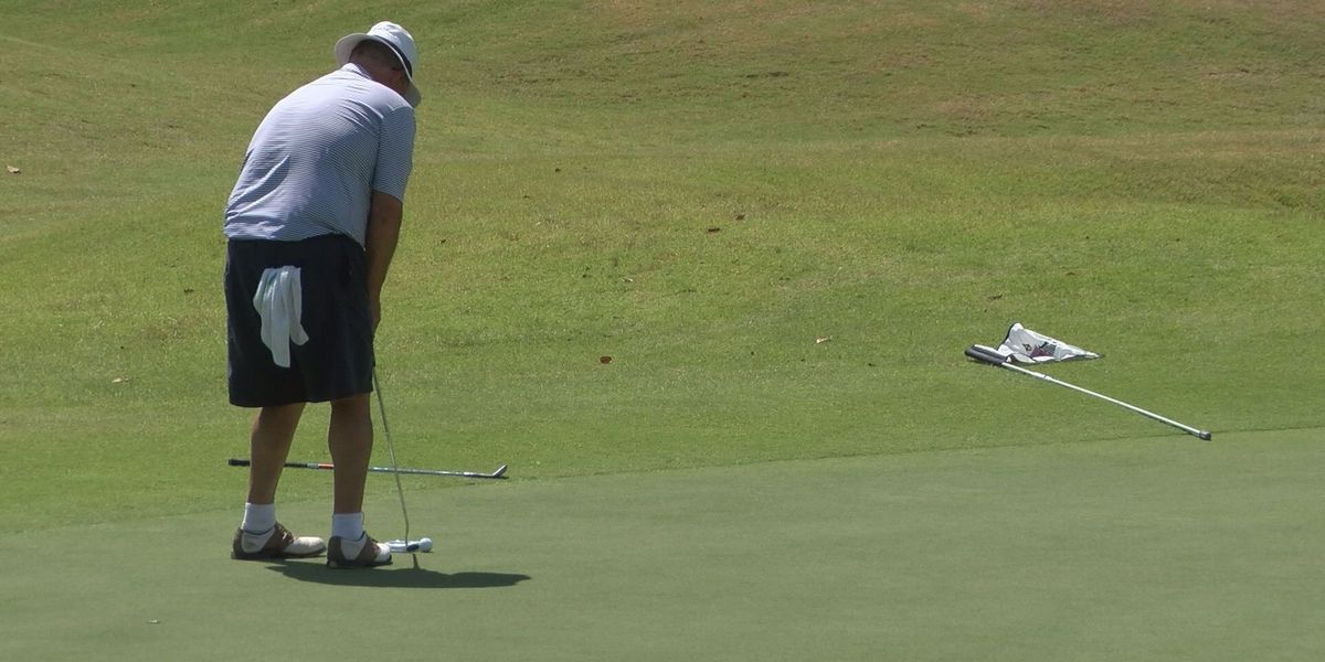 Amateur golfers vie for spot in state championship