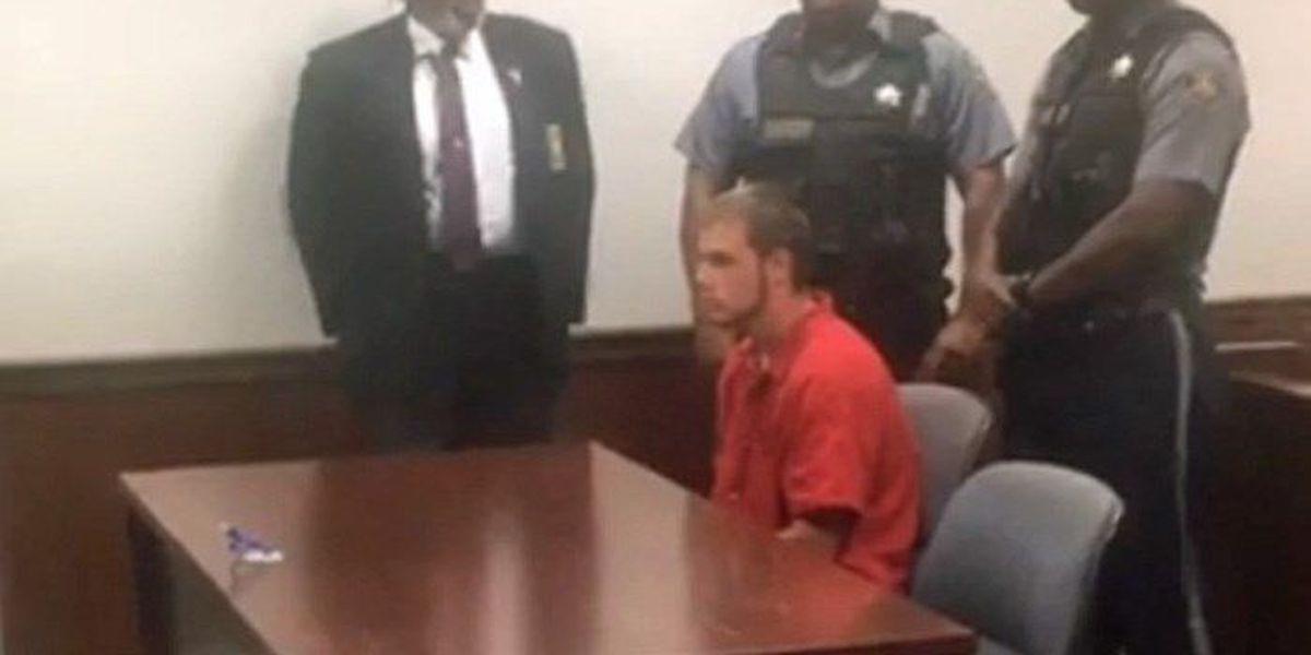 Javis Walker's accused killer stays in jail