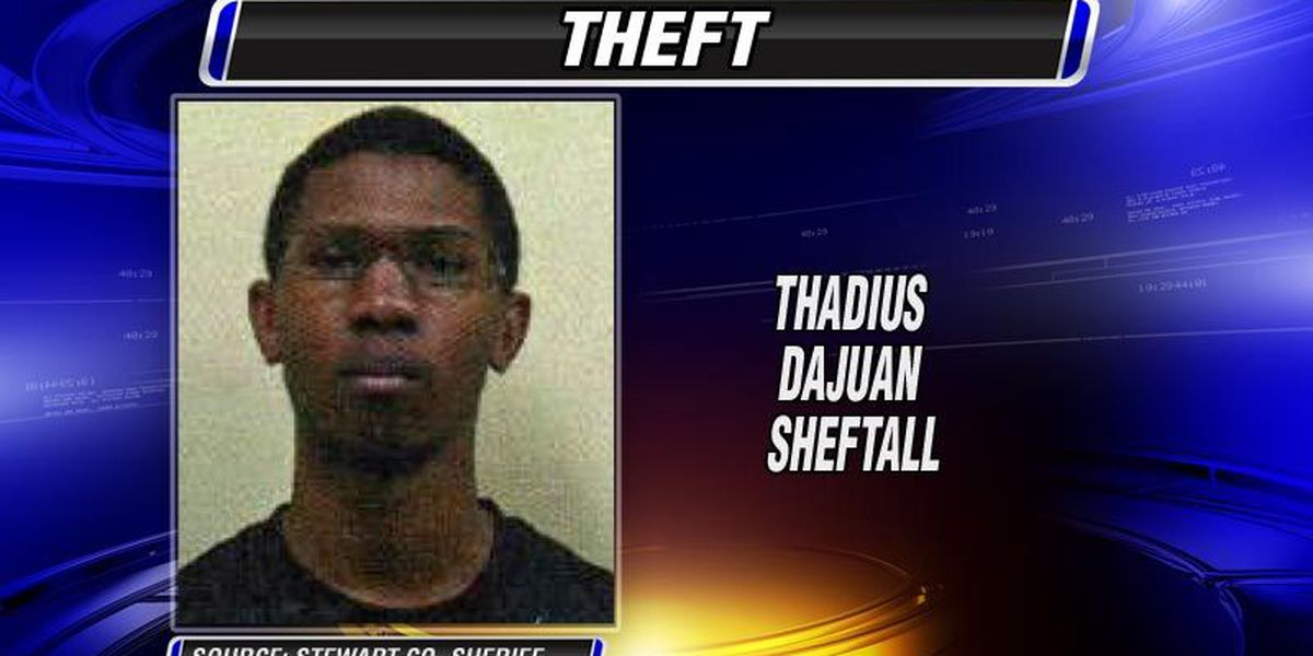 Stewart Co. dispatcher accused of theft