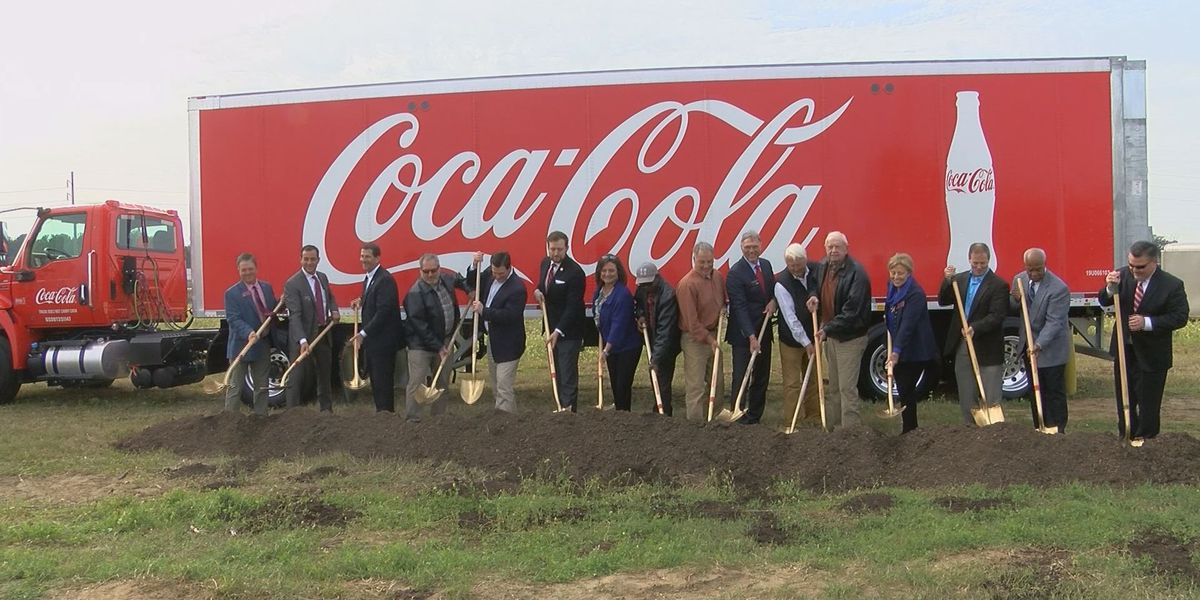 Coca-Cola returns to Tifton