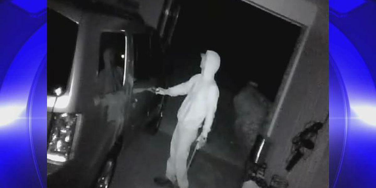 Surveillance video plays key role in Sasser car break-in cases