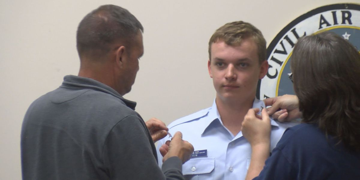 South Georgia Civil Air Patrol recognized for recent mission